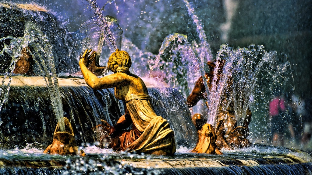проектирование и строительство фонтанов